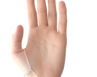 Thumb hand harness