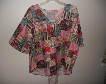 Patches Shirt XXL
