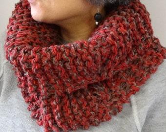 Vermont wool neck warmer