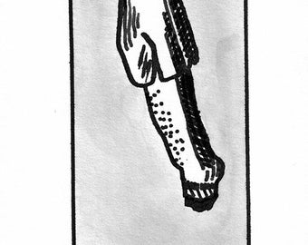 Charlatan Шарлатан - Print