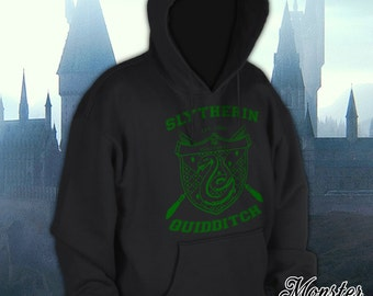 Slytherin Quidditch Hoodie