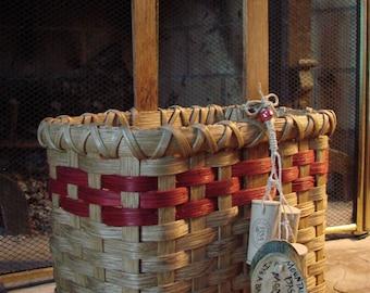 Double Magnum Wine Basket