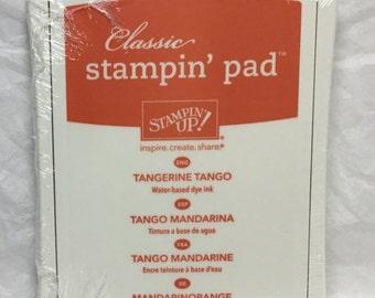 Stampin' Up!  TANGERINE TANGO Stamp Pad