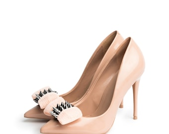 Punk in Pink - Shoe Clips