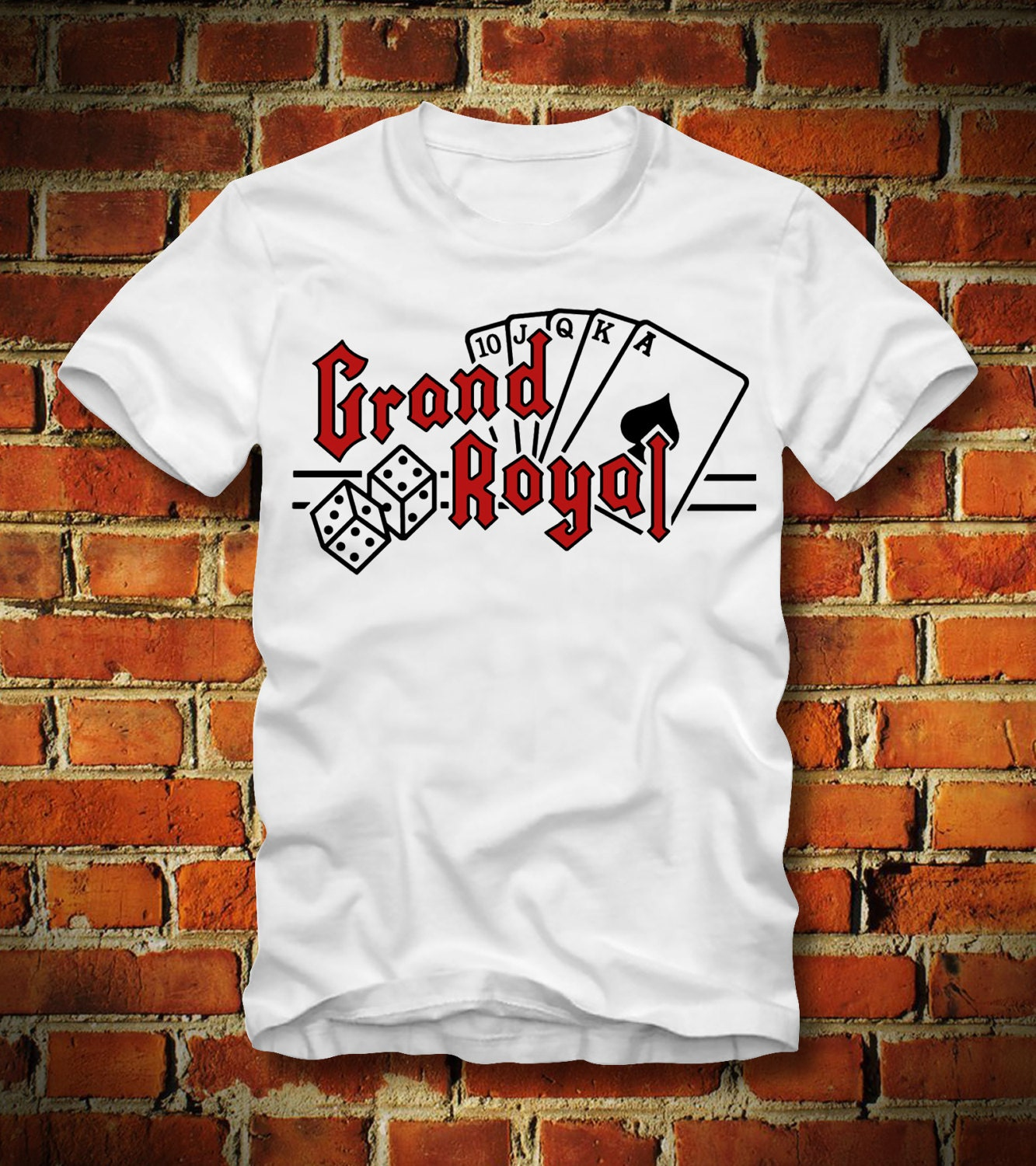 Boardrippaz grand royal t shirt record company beastie boys t for T shirt printing in palmdale ca