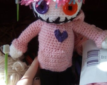 Chubby Voodoo Doll