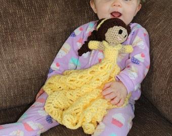 Crochet Belle Blanket