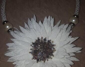 3D Flower Necklace