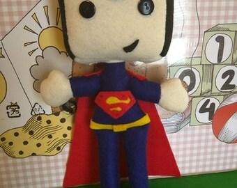 Superman Plushie