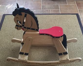 Child's Classic Rocking Horse