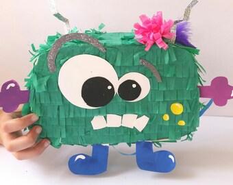 Monster Mini Pinata