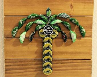 Florida Inspired Palm Tree