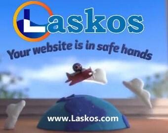 Laskos UK Reliable Website Hosting from
