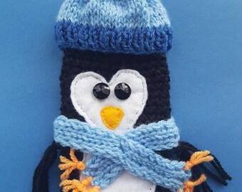 KnittedPenguin Penguin Mobile Phone Case