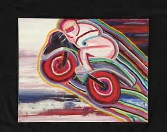 Abstract Rider