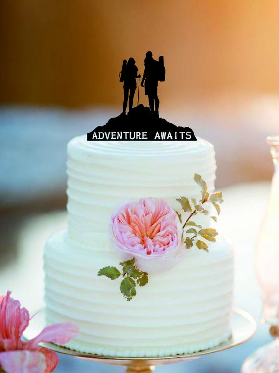 adventure time wedding cake customized adventure wedding cake topper personlized 10543