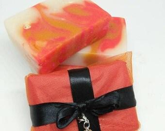 Fire Element Luxury Soap Bar