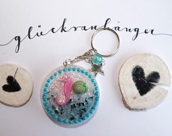 Pendant Keychain bag charms underwater world, more variations - see pictures