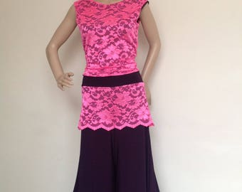 Argentine Tango Culottes in med-lge size