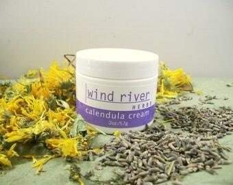 Wind River Herbs Calendula Cream