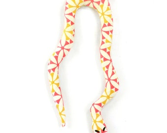catnip snake, cat toy, organic catnip, kitty toy, catnip toy, cat snake toy, pink gold upholstery fabric