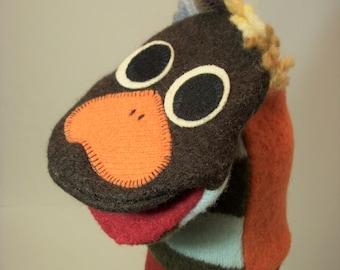 Handpuppet named Fawn