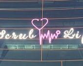 Scrub Life CNA Nurse Hosital Staff Vinyl Decal