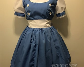 Bioshock Infinite Little Sister Blue Dres