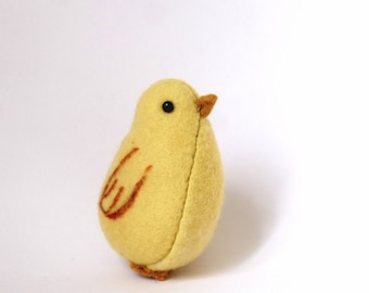 little felt chick 2