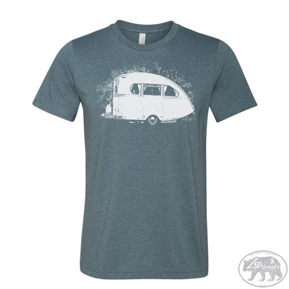 Men's VINTAGE CAMPER t shirt s m l xl xxl (+ Color Options)
