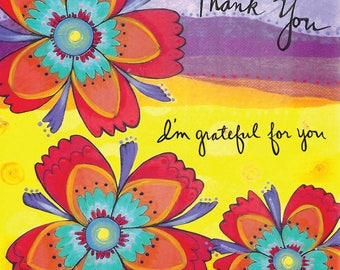 Greeting Card : Grateful for You