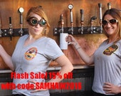Craft Brewery T Shirt Samhain Stout Beer Lovers Gifts