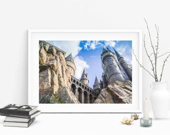 Harry Potter, Hogwarts Castle, Universal Studios Photography, Muggle, Hogwarts universal, Harry Potter Castle, Wizard, Wizarding world