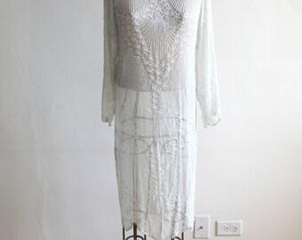 Art Deco Beaded Dress