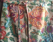 Vintage Phyllis Gardner Wrap Around Skirt with Pockets