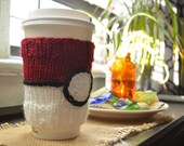 Pokemon Knitted Cup Cozy