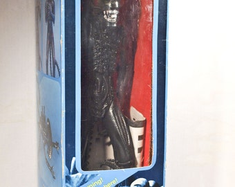 "Alien Kenner 18"" Action Figure 1979 in Original Box w/Poster Dome Spikes Working"