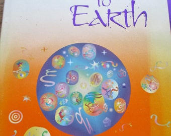 Letter to Earth - Elia Wise  Hardcover Book