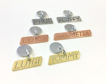 Custom dog tag personalized for your pets