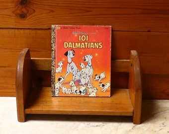 "Vintage 1990's Little Golden Book Walt Disney's "" 101 Dalmations"" No: 105-84"