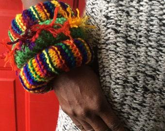 Bibiana Fringe Bracelet Bundle