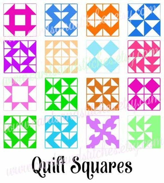 Quilt Squares SVG Quilting SVG Quilt Printable Art : cutting quilt squares - Adamdwight.com