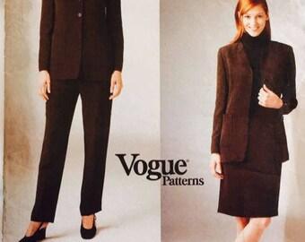 Vogue 1982 DKNY Suit