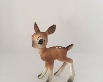 Little Fawn - Big Eyed Deer