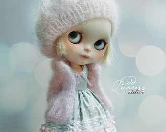 WINTER FLOWER Blythe Set By Odd Princess Atelier, Special Occasion Outfit