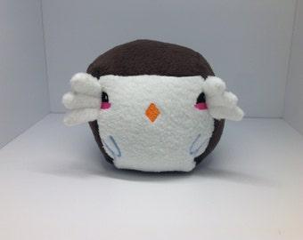 Owl Cube Plush