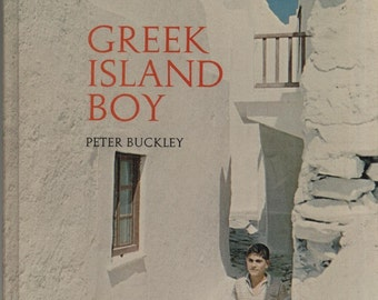 Greek Island Boy (HB) by Peter Buckley