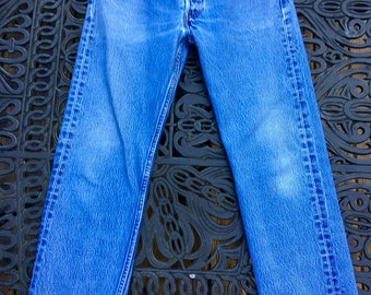 Retro Levi 501xx Jeans, Five Pocket, Button Fly, Great Condition