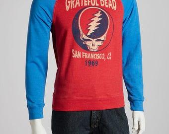 Grateful Dead San Francisco Crewneck Sweatshirt - Unisex Adult