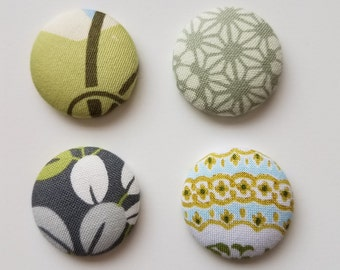 Fabric, Magnet, Unique Gift, Office Magnet, Creative Magnets, Cool Magnet, Refrigerator Magnets, Magnetic Gifts, Magnet Gift, Gift Magnets